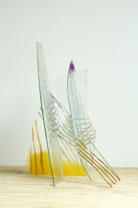 2011 Untitled (Glasstower)