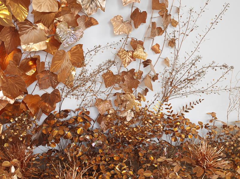 Anne Peabody : Sculpture/ Installation : Mr. Prospector, 2014