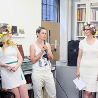 Girls Against God Magazine Issue #1 and #2 Launch Events, Printed Matter, June 2013 and MoMA PS1, October 2014