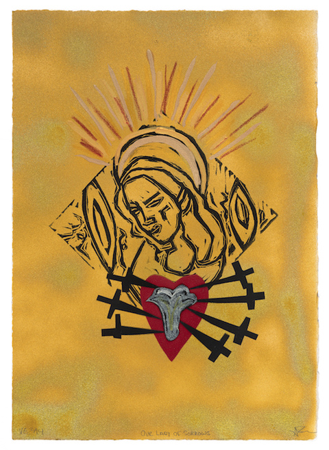 Ave Maria  Variable Edition Print 2/14
