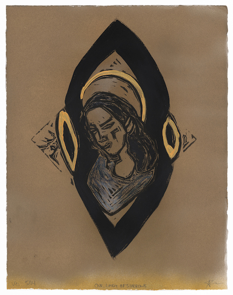 Ave Maria  Variable Edition Print 5/14
