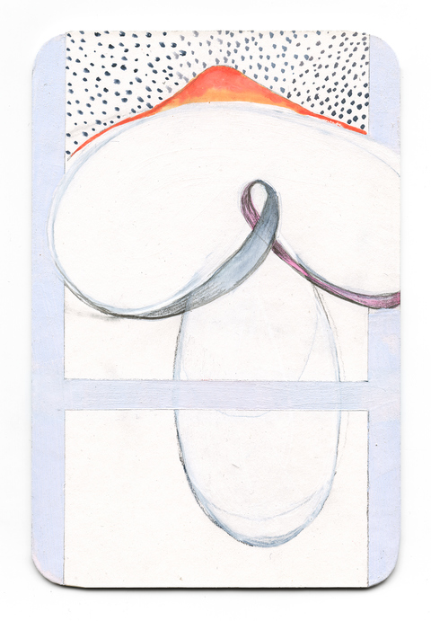 ANN STODDARD 2014- present: BomP Collaborative Acrylic, watercolor, and pencil on board