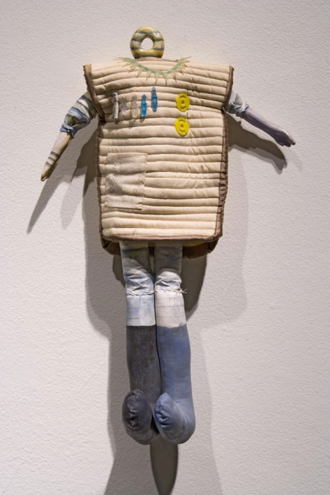 "ANNie STODDARD archive: ""conduit"" : sculpture and paintings mixed media"
