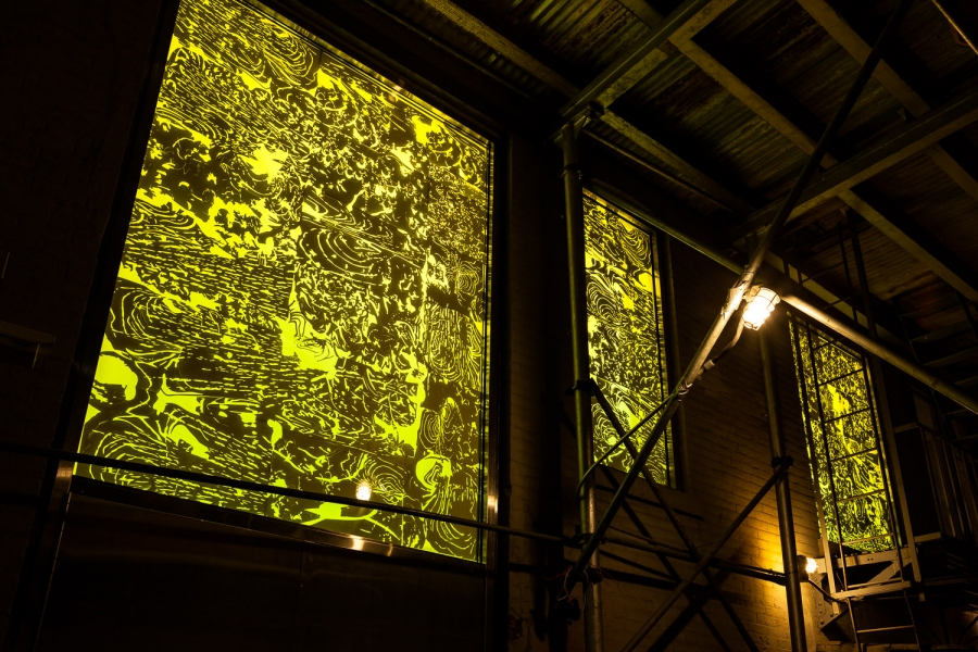 INSTALLATIONS + PUBLIC PROJECTS Topoanalysis