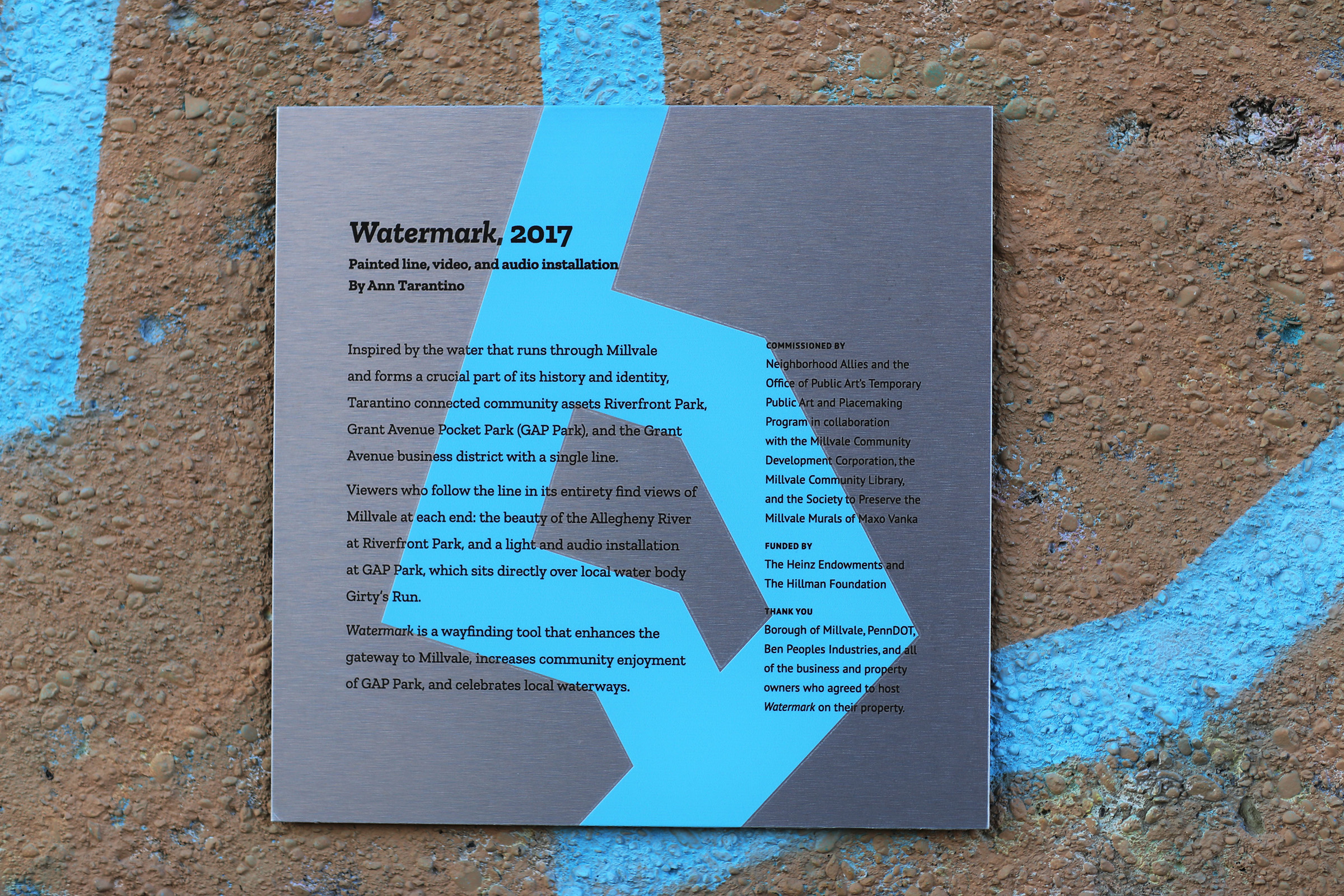 INSTALLATIONS + PUBLIC PROJECTS Watermark