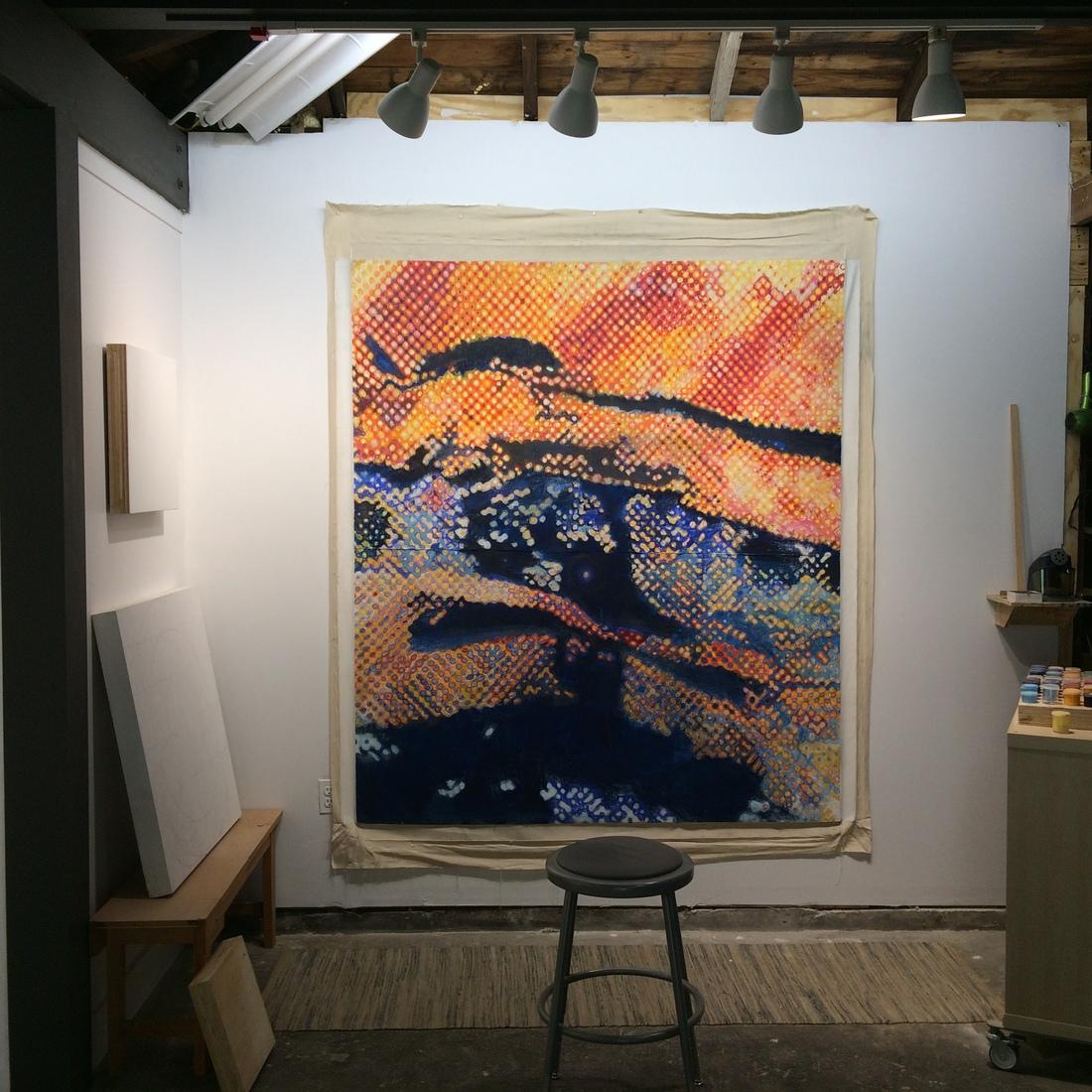 Aron Johnston's Foundation Art Studio Foundation Art Studio
