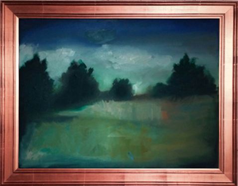 ART FOR FILM - great cleared art rental for film, television and commercials William Laird Perry (PERWIL) oil on canvas