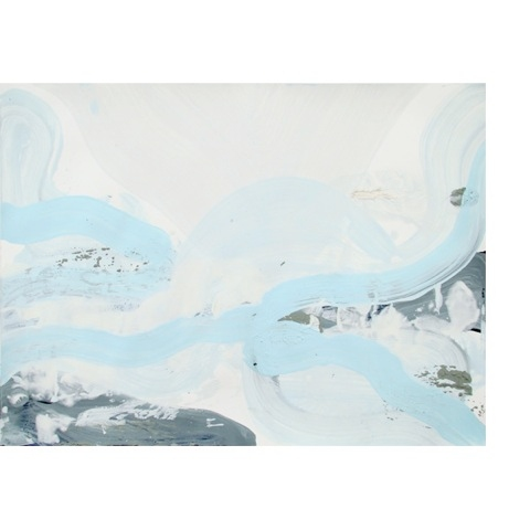 ART FOR FILM - great cleared art rental for film, television and commercials Benjamin King (KINBEN) acrylic on paper