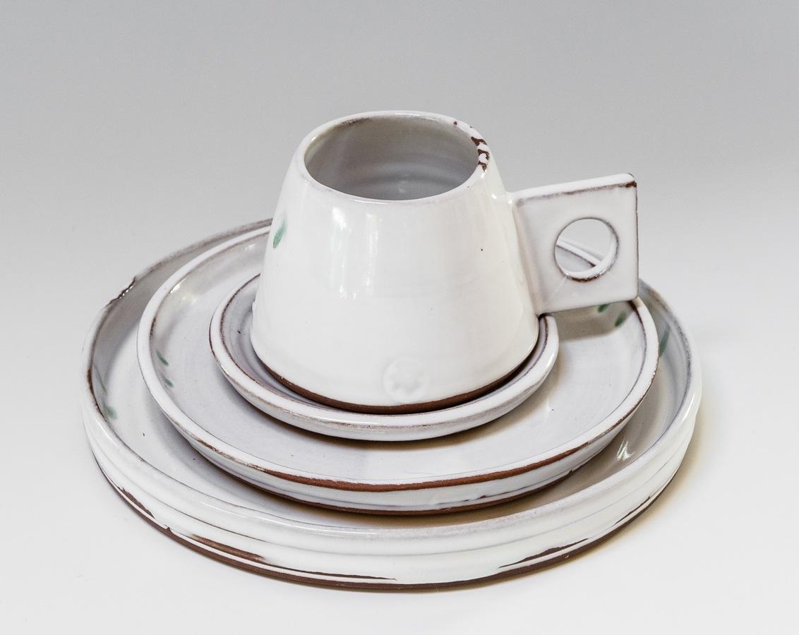 & Asa Pritchet Ceramics : Dinnerware