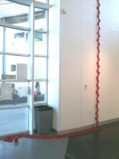 ASHLEY V. BLALOCK UNCATEGORIZED SCULPTURE, 2006 to Pres. yarn