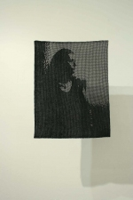 ASHLEY V. BLALOCK UNCATEGORIZED SCULPTURE, 2006 to Pres. crochet thread