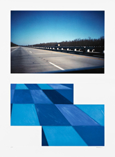Aspinwall Editions Mary Heilmann Aquatint & archival pigment inkjet