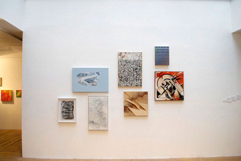 EXCEPTIONAL  installation view