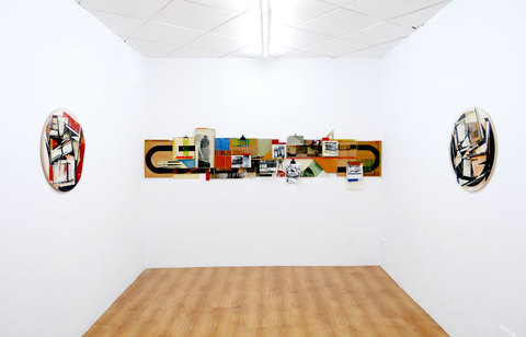 MKNZM, installation view