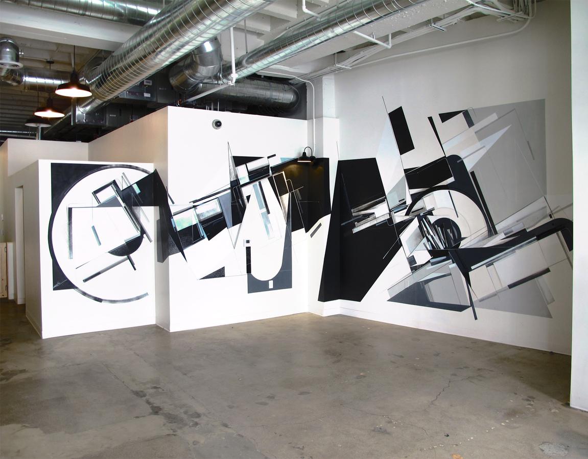 Augustine Kofie : Murals | Inside : Mumford Brewing