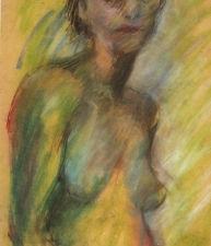 BARBARA GRINELL BOOK I pastel