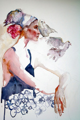 Barbara Simonson slideshow watercolor