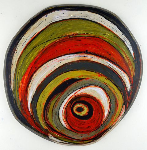 Layered Disc #5