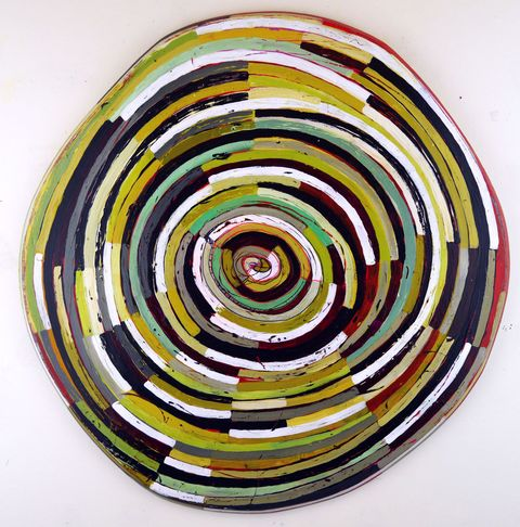Layered Disc #1