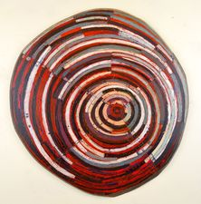 Layered Disc #7