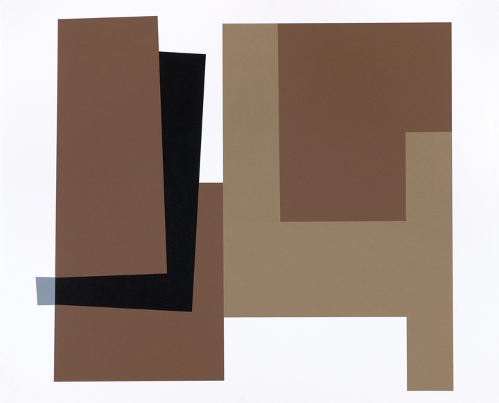 Works on paper 2013, XV