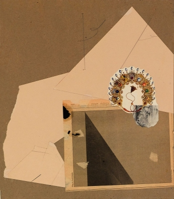 BART GULLEY All paintings Collage on cardboard