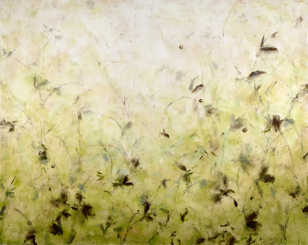 Betsy Eby 2009   Encaustic on Panel