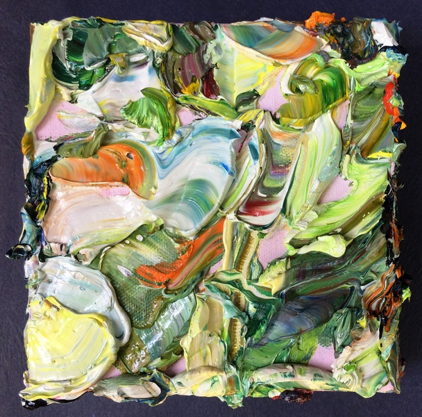 Garden of Delights / 3D Paintings Verdant Earth