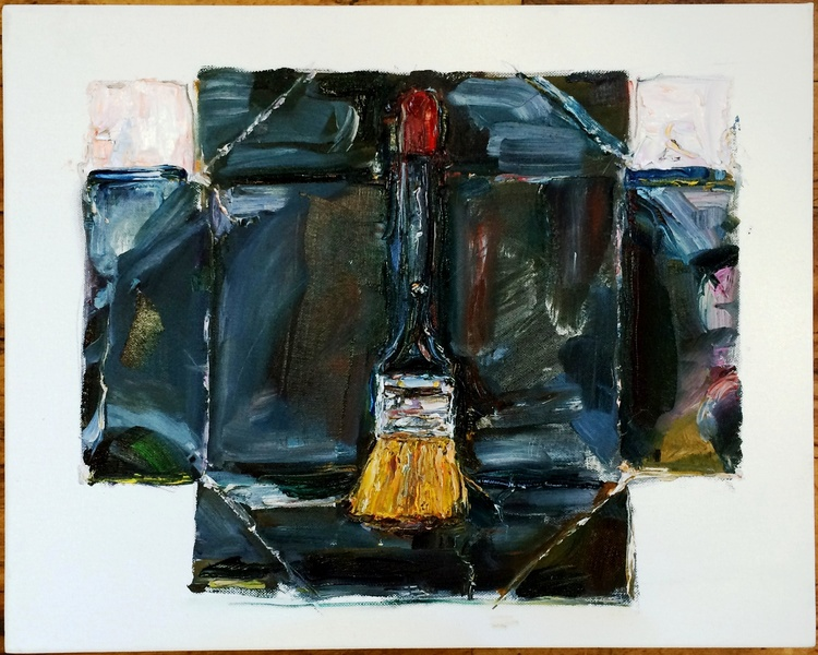 Unfolds Black Box Unfold With Paint Brush