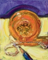 Items and Icons oil on canvas