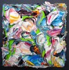 Garden of Delights / 3D Paintings oil paint on canvas