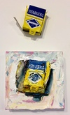 Unfolds Commercial toothpick box and oil painting