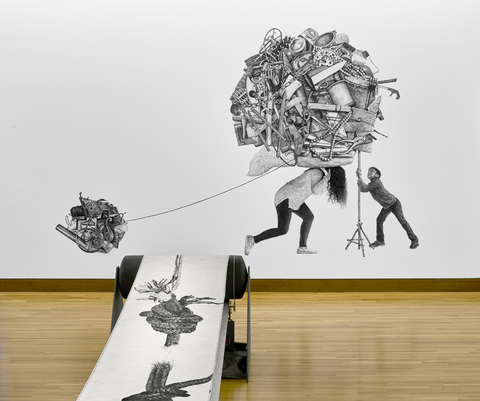 BIG PAPER AIRPLANE - ETHAN MURROW NOW - Currier Museum