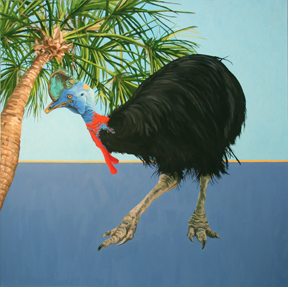 B.J. Comerford Studios Image Gallery 2- Endangered Species Oil on Canvas