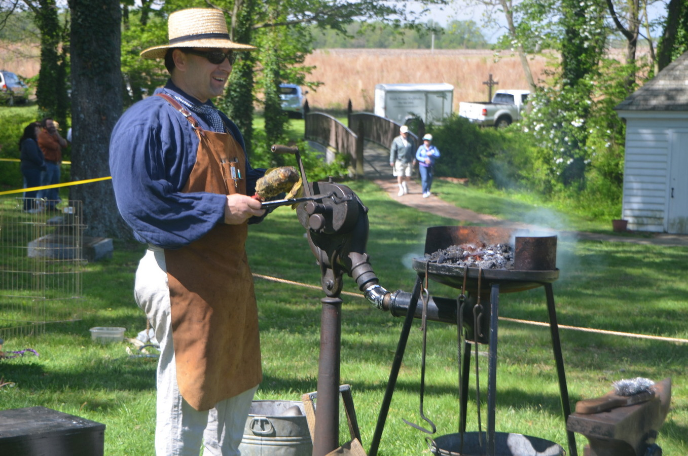 Past Blacksmithing Events