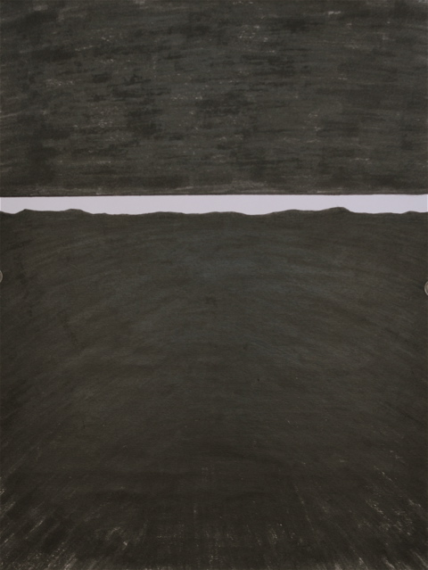 work black landscape, no. 3
