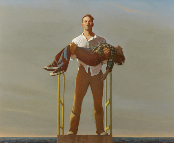 BO BARTLETT    RECENT Oil on linen