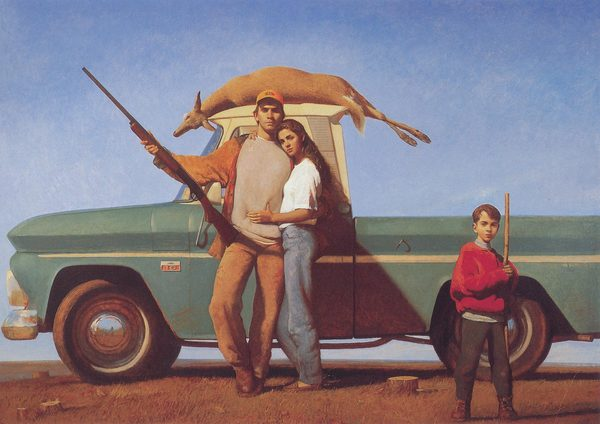 BO BARTLETT     Oil on Linen