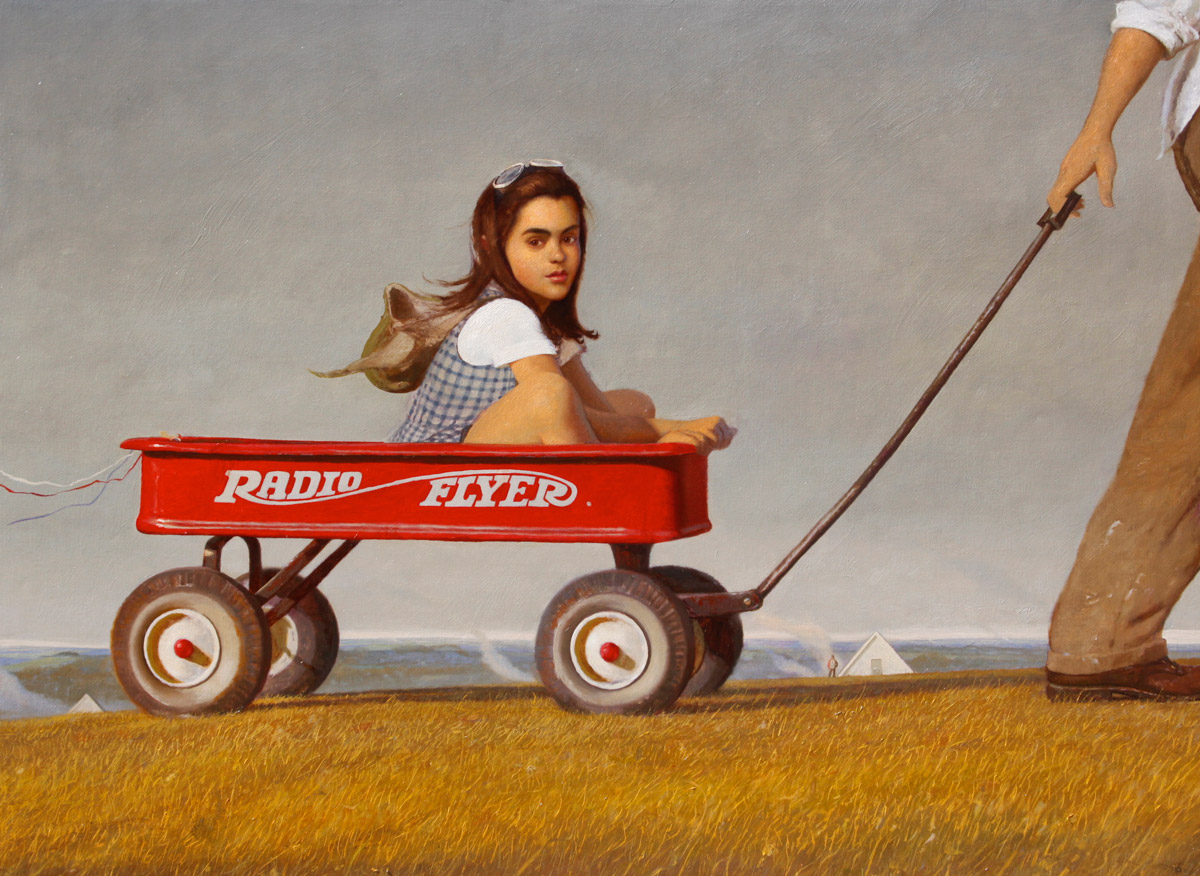 HOME Radio Flyer