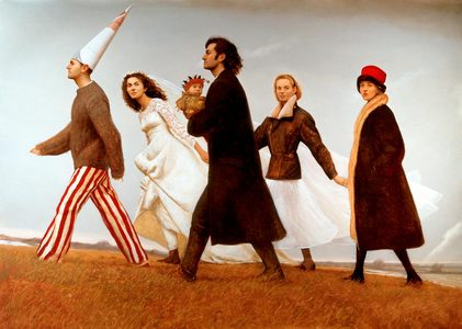 BO BARTLETT    Prints  Paper size: 29.5 x 39.2 inches