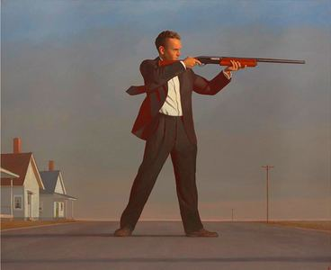 BO BARTLETT    Prints  Paper size: 30 x 35 inches