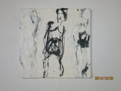 Bobby Vilinsky NEW DRAWINGS: A PALIMPSEST