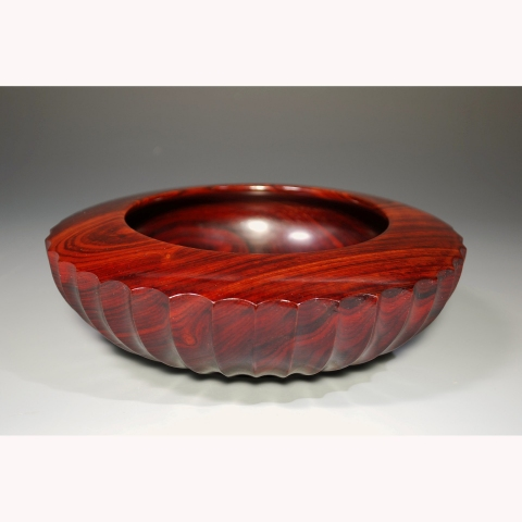 COLLECTION Undercut Rim Bowl