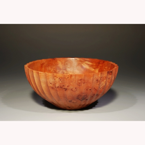 COLLECTION Fluted Bowl
