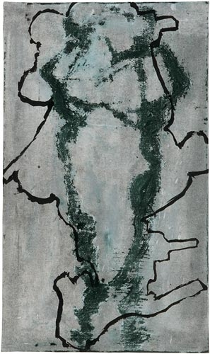 Selected Paintings, 1997-2003 Caryatid: Kimono