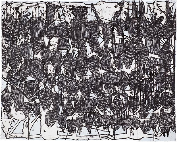 Works on Paper, 2011-2012 Retaliation of the Souvenirs