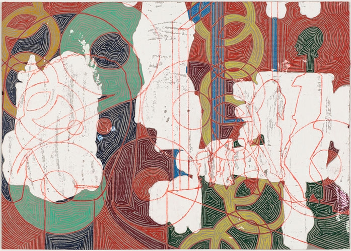 Works on Paper, 2011-2012 Terra Icognita