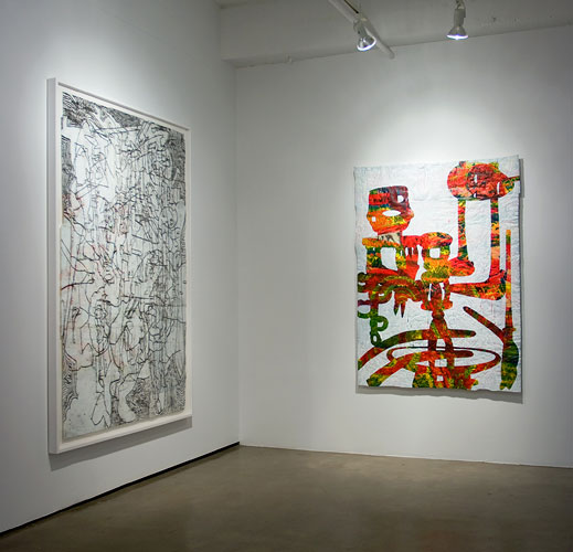 "Bo Joseph: A Persistent Absence, 2010 Installation View: ""Bo Joseph: A Persistent Absence,"" Sears-Peyton Gallery, 2010"