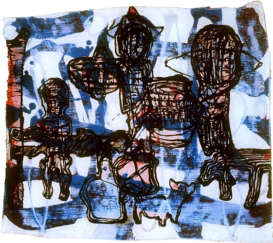 Selected Paintings, 2004-2006 Untitled