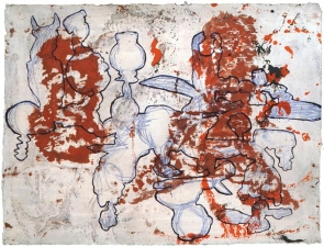 Selected Works on Paper, 2001-2003